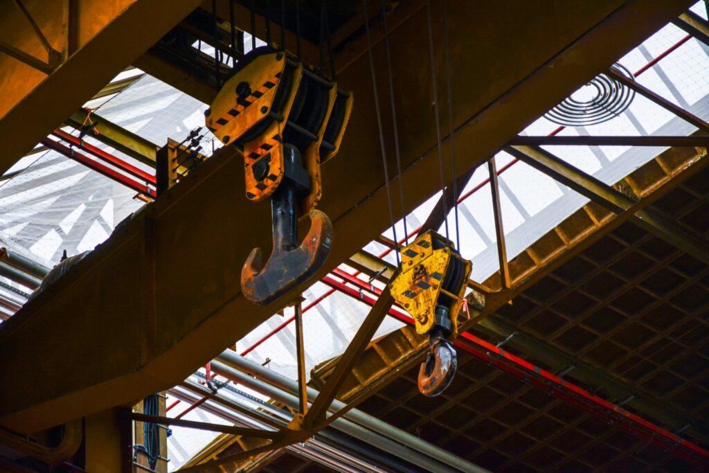 Hoist and Crane Services at Freeland Hoist & Crane, Inc.