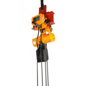 Accolift CLH Electric Chain Hoist with Pull Trolley at Freeland Hoist & Crane, Inc.
