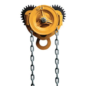 Acco Geared Hook Mount Trolley at Freeland Hoist & Crane, Inc.