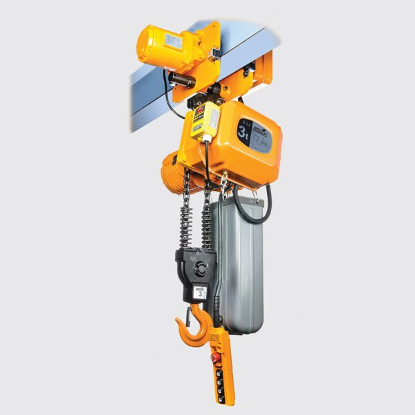Accolift Electric Chain Hoist at Freeland Hoist & Crane, Inc.