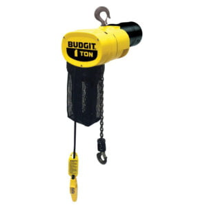 Budgit Electric Chain Hoist at Freeland Hoist & Crane, Inc.